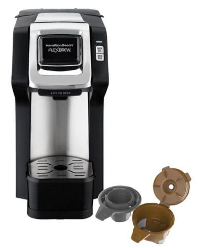 Hamilton Beach Flex Brew Single Serve Plus Coffee Maker