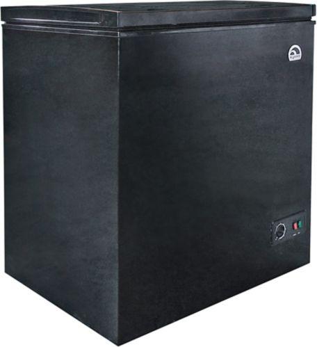 Igloo 5.1-cu.ft. Chest Freezer, Black Product image