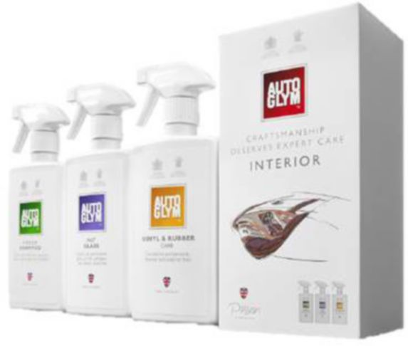 Autoglym Interior Collection Gift Pack