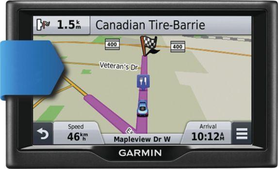Garmin Nuvi 58LMT Car GPS, 5-in
