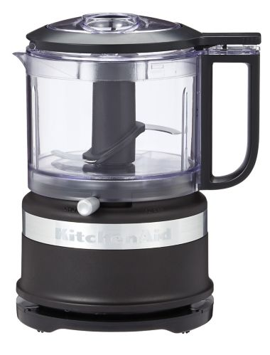 KitchenAid Food Chopper, Matte Black Product image
