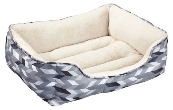 PAWS UP! Pet Bed, 23-in x 27-in