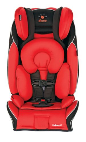 Diono Radian RXT Car Seat, Red