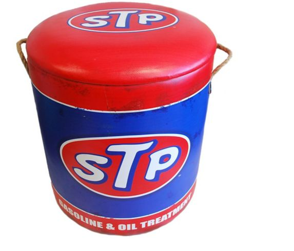 STP Bucket Storage Stool