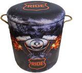 RIDE Bucket Storage Stool