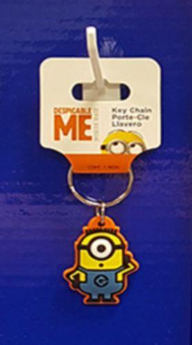 Minion Eye Keychain