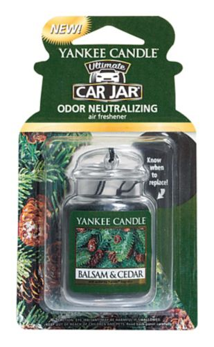 Yankee Candle Car Jar Air Freshener