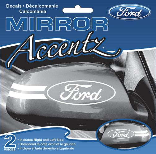 Automotive Licensed Mirror Decal Product image