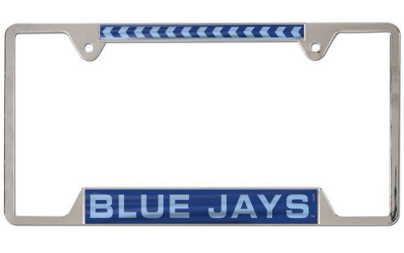 Cadre de plaque d'immatriculation Blue Jays