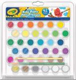 Trousse de peintures lavables Crayola, 42 couleurs | Crayolanull