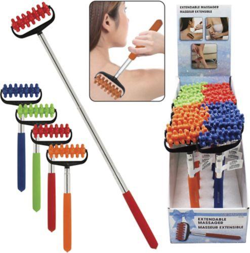 Merangue Roller Back Massager, Assorted