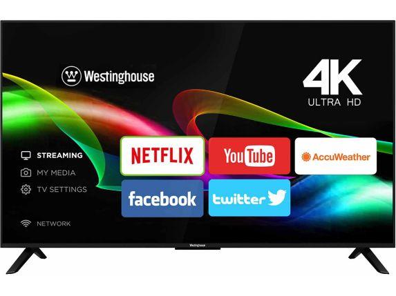 Westinghouse 4K Smart TV, 55-in
