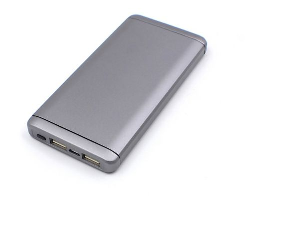 Chargeur portatif AutoTrends, 10 000 mAh, bronze nickelé Image de l'article