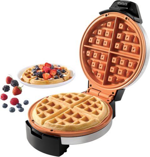 Starfrit EcoCopper Waffle Maker
