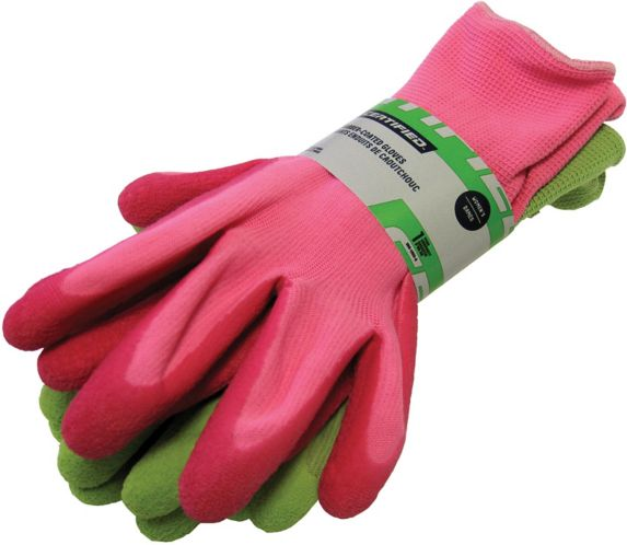 Certified Gripper Gloves, 2-pk