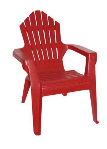 Gracious Living Kids Adirondack Chair, Assorted