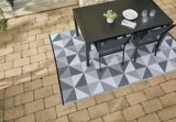 CANVAS Manitou Plastic Weave Outdoor Rug, 6-ft x 8-ft | CANVASnull