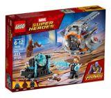 LEGO Marvel Super Heroes, Quête de l'arme de Thor, 223 pces | Lego Marvelnull