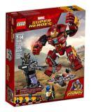 LEGO Marvel Super Heroes The Hulkbuster Smash-Up, 375-pcs   Lego Marvelnull