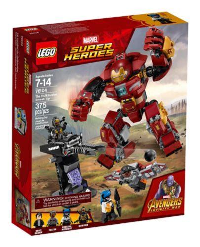 LEGO Marvel Super Heroes The Hulkbuster Smash-Up, 375-pcs Product image