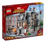 LEGO Marvel Super Heroes, La confrontation dans le Saint des Saints, 1004 pces | Lego Marvelnull