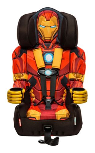 Iron Man Booster Car Seat Product image