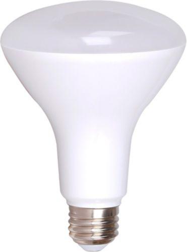 NOMA LED 65W EQ BR30 Daylight Light Bulbs, 2-pk