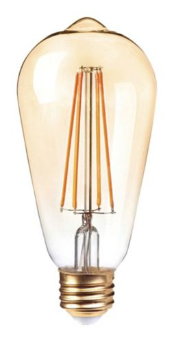 Ampoule à DEL vintage Globe, ST19 Image de l'article