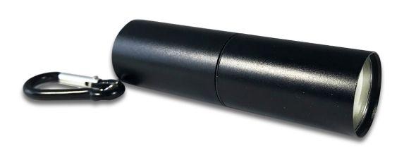 Lampe de poche à DEL COB, noir Image de l'article