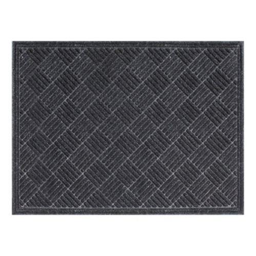 Contour Mat, Charcoal, 2-ft x 3-ft Product image