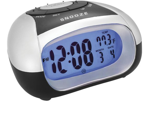 SXE Talking Alarm Clock Product image
