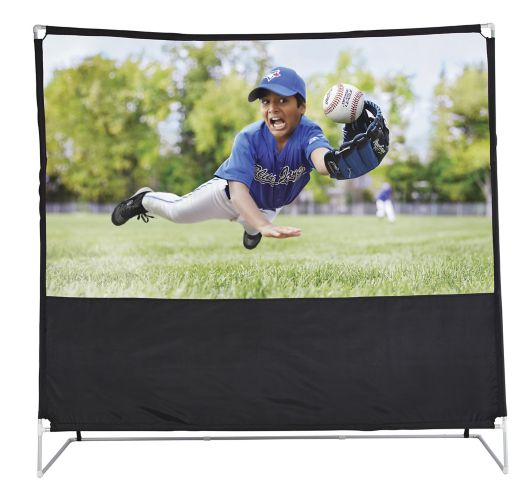 RCA Diagonal Portable Projector Screen, 100-in Product image