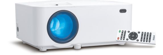 RCA Home Theatre Bluetooth Projector Product image