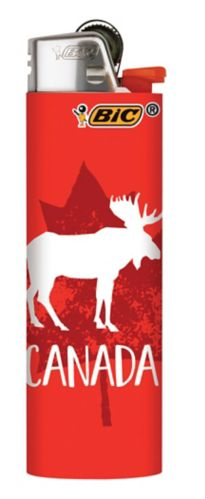BIC Maxi Pocket Canada Day Lighter Product image