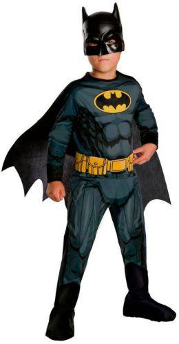 Costume de Batman d'Halloween pour enfants, choix variés
