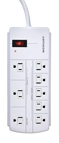 Merkury 8-Outlet Smart Power Bar Product image