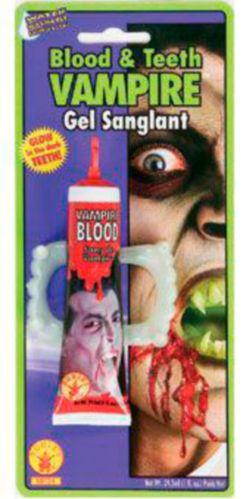Halloween Vampire Blood & Teeth