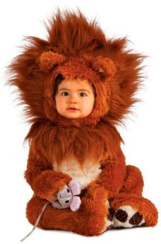 Costume d'Halloween pour tout-petit, Lion Club