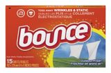 Bounce Fabric Softener Dryer Sheets, Outdoor Fresh, 15-Count | Bouncenull