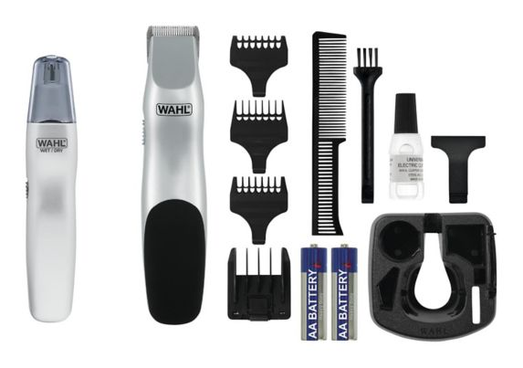 Wahl Battery-Operated Hair Trimmer Kit