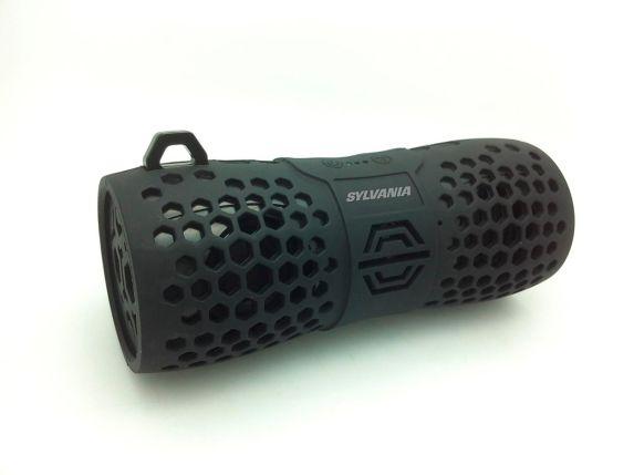 Sylvania Water Resistant Bluetooth Speaker