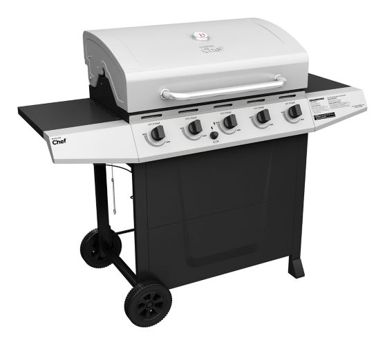 Barbecue au propane MASTER Chef Ultra, 5 brûleurs Image de l'article