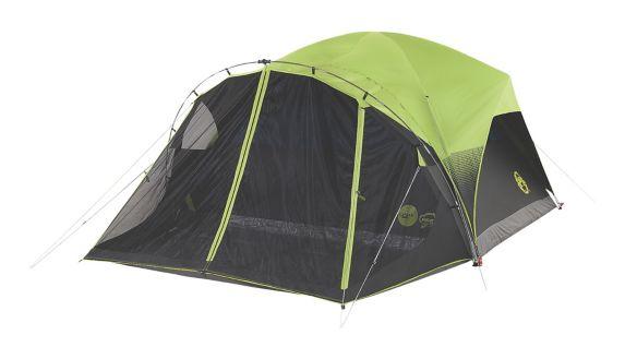 Tente à dôme Coleman Carlsbad Fast Pitch avec pièce moustiquaire, 6 personnes Image de l'article