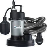 Burcam Sump Pump Complete Kit | Burcamnull