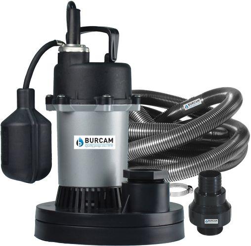 Burcam Sump Pump Complete Kit