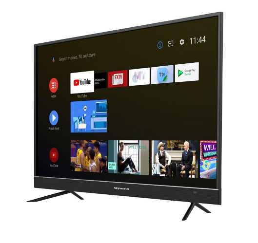 Skyworth 4K UHD Smart Android TV, 55-in