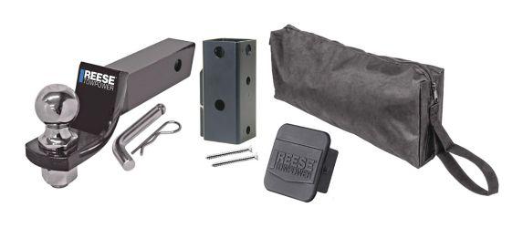Trousse de départ d'accessoires de remorque Reese Towpower, 2 po