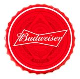 Enseigne bouchon de bouteille Budweiser | Budweisernull