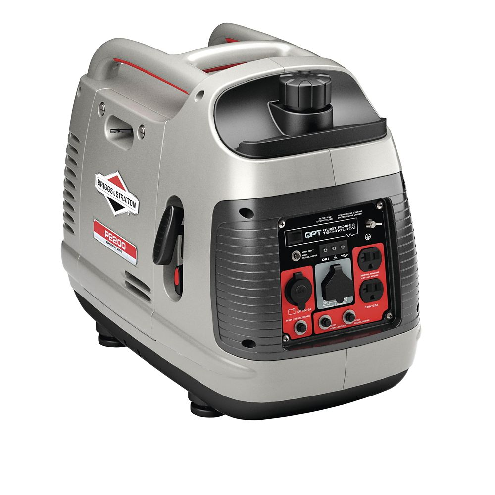 Briggs 1700W / 2200W Inverter Generator