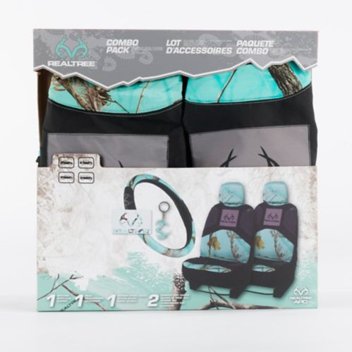 Browning Realtree Auto Accessories Kit, Mint Product image